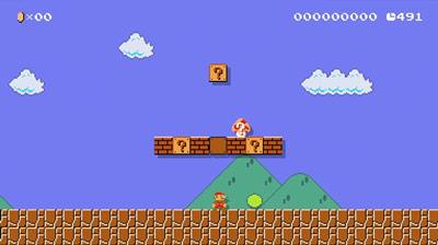 Controlos do Mario